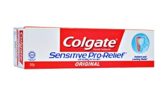 Harga Colgate Sensitive Pro Relief Toothpaste 30g
