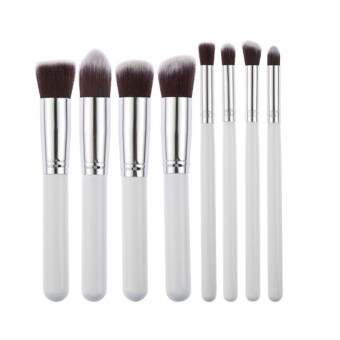 Harga Cosmetic New 8pcs makeup make up Brushes Set Cosmetics Foundationblending pencil blush Jessup
