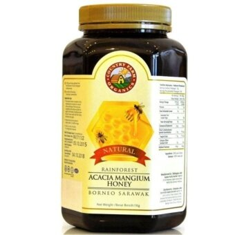 Harga Country Farm Organic Rainforest Acacia Honey 1kg