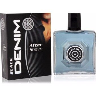 Denim After Shave : Black (100ml) Swiss Brand Made in Italy