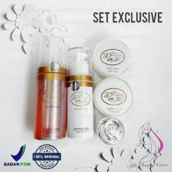 Desi Damayanti Cv Tabita Skin care SET EXCLUSIVE FREE IBU PUTIH 15g