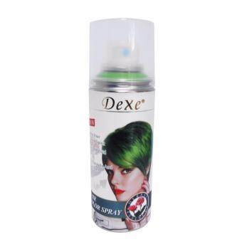 Harga Dexe Hair Color Spray [Green]