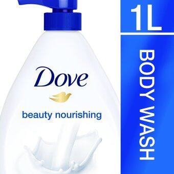 Harga DOVE Shower Beauty Moisture 1000ml