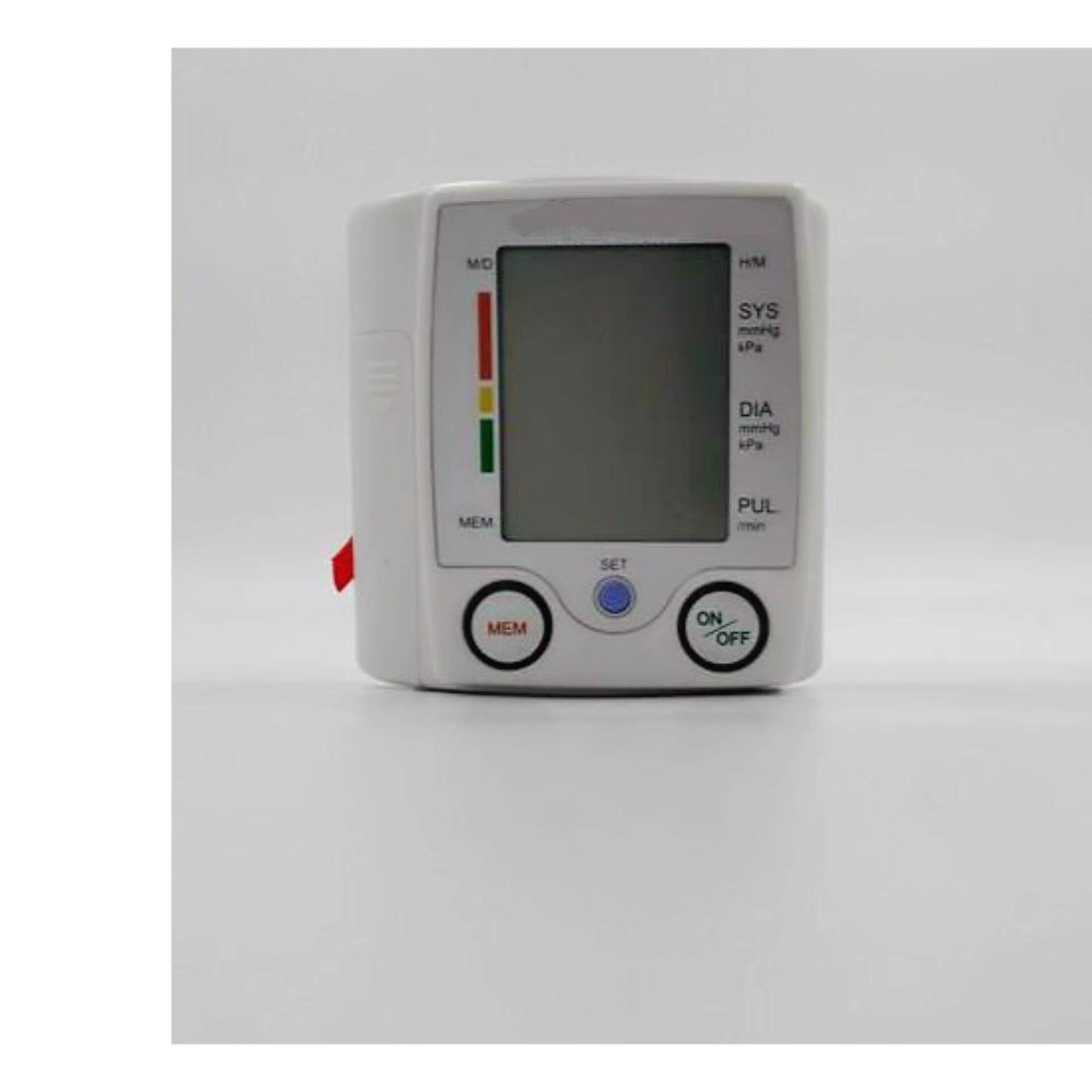 Electronic Wrist Blood Pressure Monitor