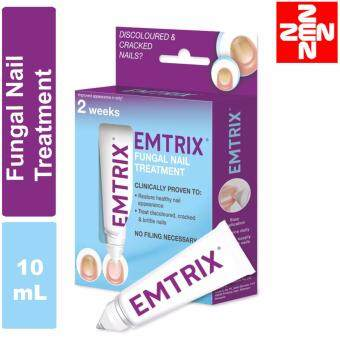 Harga Emtrix Nail Treatment 10mL