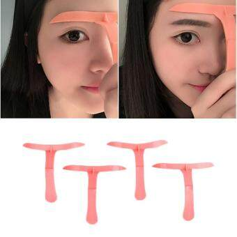 Cek Harga Elife Plastic Eyebrow Shaping Stencil Eyebrow Guide