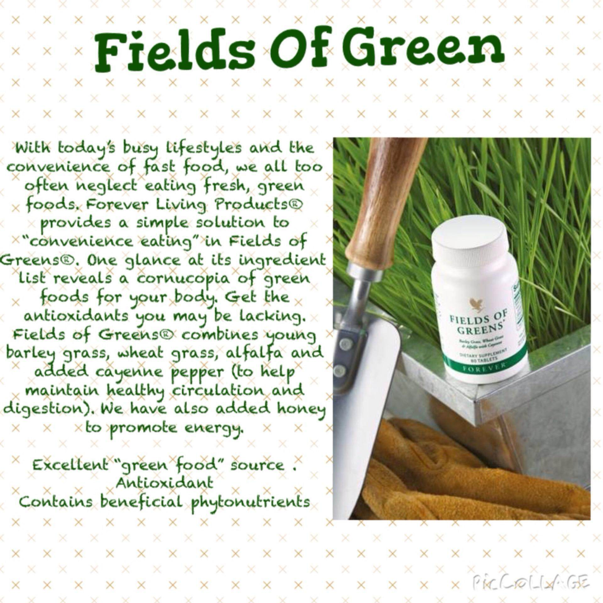 Image result for FOREVER fields of green