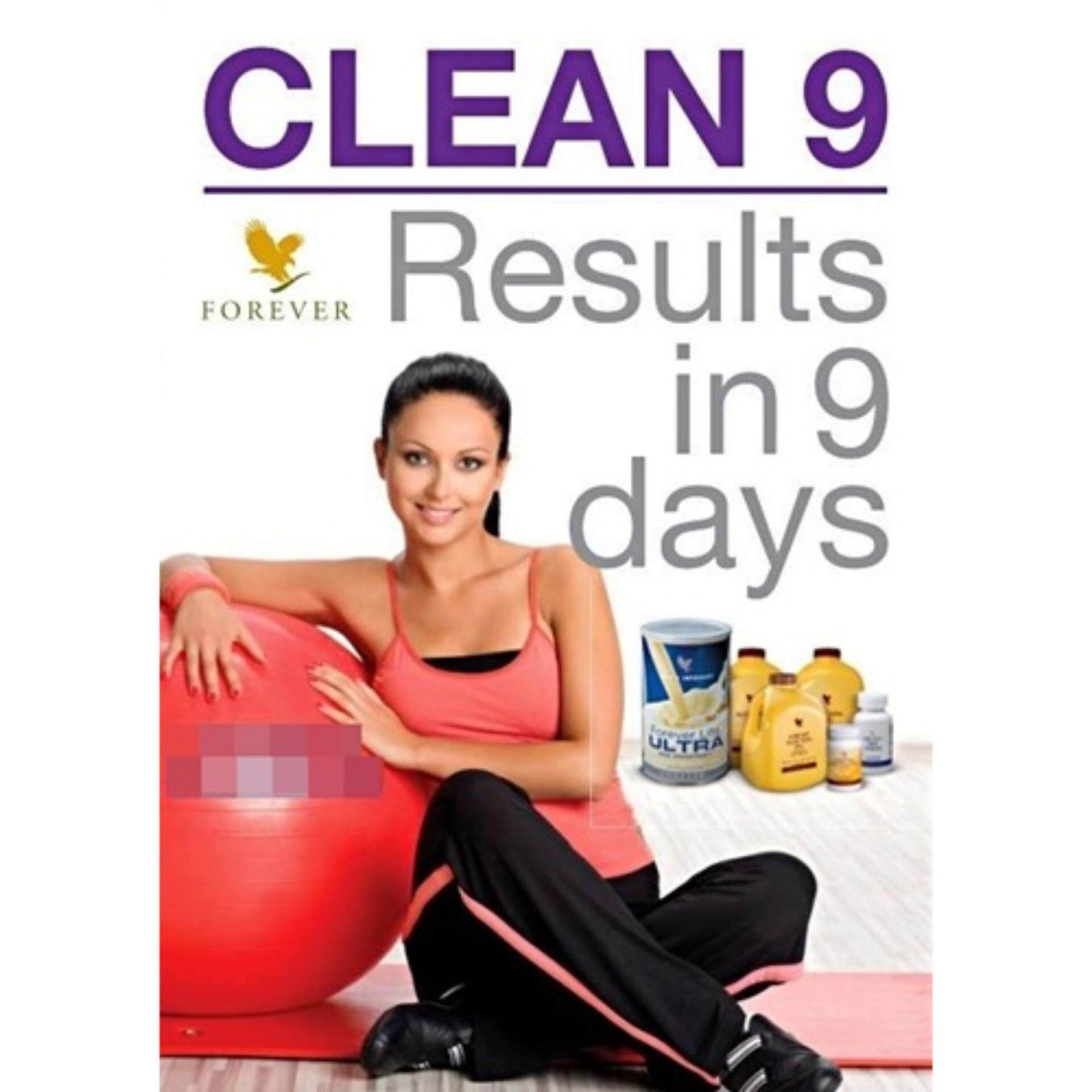 FOREVER LIVING - CLEAN 9