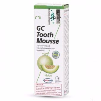 GC Tooth Mousse 40ml (Melon)