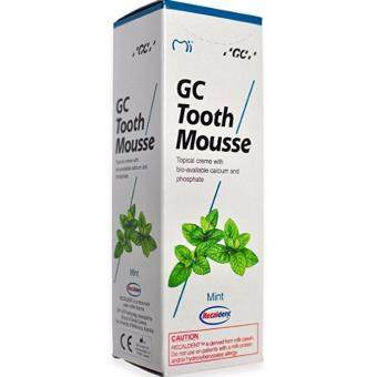 GC Tooth Mousse 40ml (Mint)