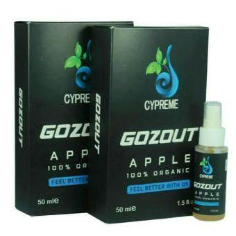 Harga GOZOUT APPLE SPRAY DIABETIC SUPPLEMENT