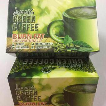 Harga HANNIS GREEN COFFEE (BURN FAT)-100% Naturally