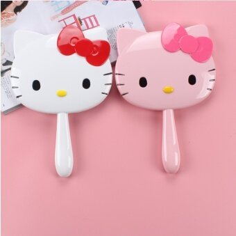 ff61305ea Review Cute 5pcs Hello Kitty Portable Makeup Brush Suit Makeup ...