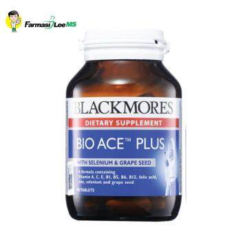 Harga Blackmores Bio ACE Plus 90s (Exp 03/2018)