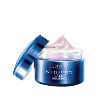 Harga L'OREAL L'Oreal White Prefect Laser Overnight Cream 50ML