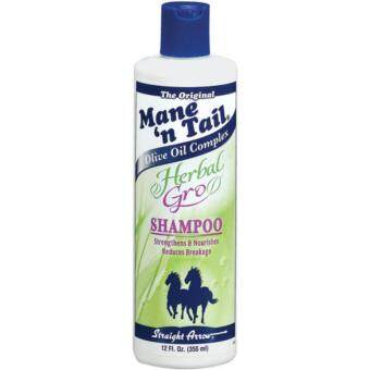 Harga Mane 'n Tail USA No.1 Hair Grow / Anti Hair Loss Herbal-Gro Shampoo 355ml