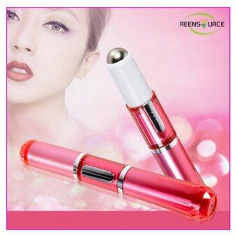 Harga Skin firming Eye Massager dark circles & eyebags and wrinkles removing massager electric electroporation machine face care roller