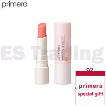Harga Primera Natural Berry Lip Balm 4g (Pink)