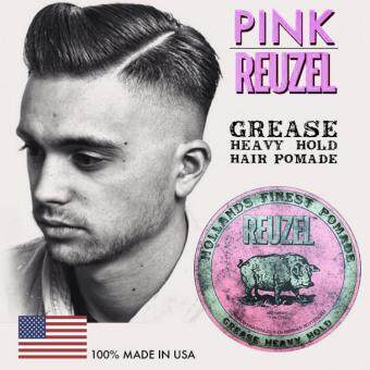 Harga Reuzel Pink Water Soluble Grease Heavy Hold Hollands Finest Hair Pomade (113g)
