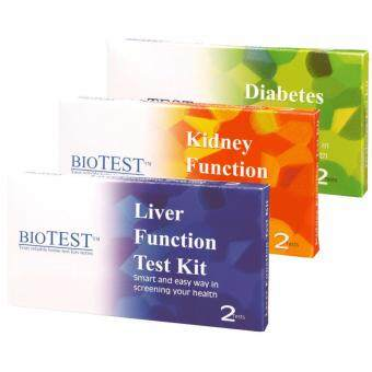 Harga BioTest Health Screening Pack