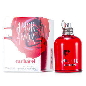 Harga Cacharel Amor Amor Eau De Toilette Spray 100ml/3.4oz