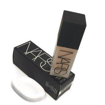 Harga NARS ALL DAY LUMINOUS WEIGHTLESS FOUNDATION (free Silicon beauty blender)