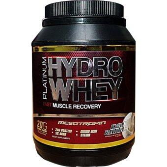 Harga Hydro Whey Protein (Halal) (Vanilla Flavour) - New Mesotropin Fast Muscle Recovery (33 Servings)