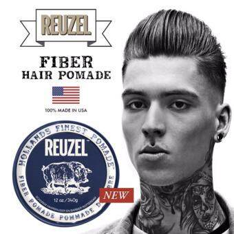 Harga REUZEL Water Soluble Fiber (Fibre) Hair Pomade - Pliable Hold, Natural Finish (113g) Made In USA