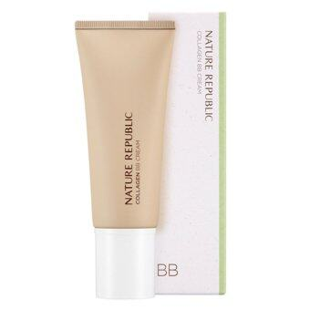 Harga Nature republic Nature Origin Collagen BB Cream 02 Natural Beige SPE25 PA++