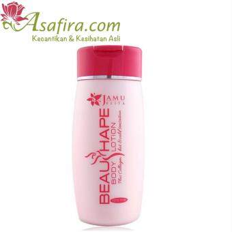 Harga Jamu Jelita Beaushape Body Lotion 120ML
