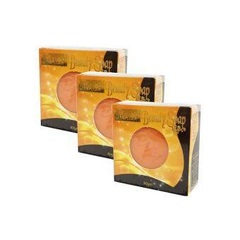 Harga Nour Ain Beauty Soap (60gm) - Packs of 3