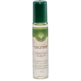 Harga LEGITIME DEEP CLEAN SCALP OIL 10ML x 8EA