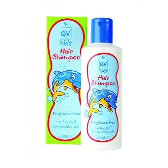 Harga Ego QV Kids Hair Shampoo 200ml