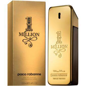 Harga 1 Million EDT For Men 100ml