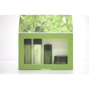 Harga Innisfree Green Tea Special Kit - 4 ITEMS