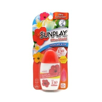 Harga Sunplay SPF130 PA+++ Super Block Clear Finish Lotion 35g