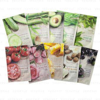 Harga (10pcs set) NATURE REPUBLIC Real Nature Mask Sheet (100% Authentic)
