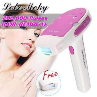 Harga LOBEMOKY-IPL-Permanent-Hair-Removal-Machine-200-000-Pulses-For-Face-amp-Body-Home LOBEMOKY-IPL-Permanent-Hair-Removal-Machine-200-000-Pulses-For-Face-amp-Body-Home