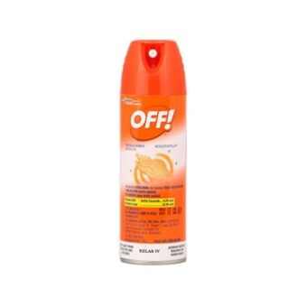 Harga Johnson OFF Insect Repellent 170g