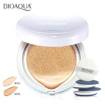 Harga BIOAQUA AIR CUSHION BB FOUNDATION SPF50 - NATURAL