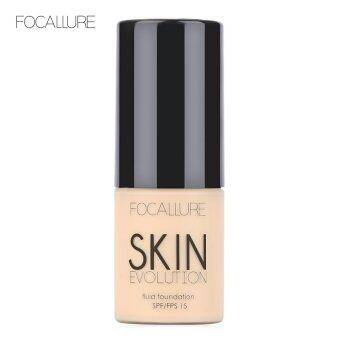 Harga Health Beauty Bb Cream Focallure Face Concealer Makeup Base Liquid Foundation Bb Cream(02)