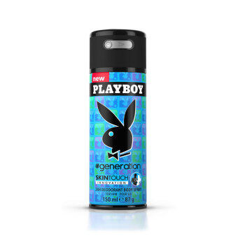Harga PLAYBOY Body Spray Generation 150ml 150ML