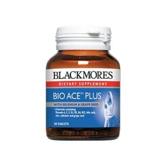 Harga **Blackmores Bio ACE™ Plus 30's-F