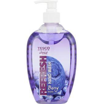 Harga TESCO CHOICE HAND WASH BERRY (500ML)