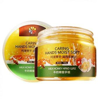 Harga Byfunme Milk Honey Hand Wax