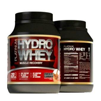 Harga Platinum Hydro Whey by Mesotropin Fast Muscle Recovery (2 Bottles) + Free Shaker