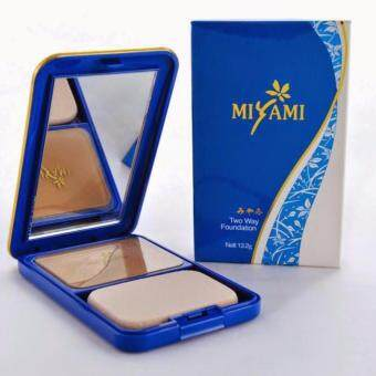 Harga 1 Box Miyami Two Way Foundation