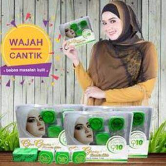 Harga Dara Anggun GLOW GLOWING 4 in 1 Skincare NEW PACKAGING