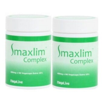 Harga MEGALIVE SMAXLIM COMPLEX 400MG 2X90S EXTRA FREE 10S