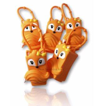 Harga Ms. Fox Pocketbac Holder (Cute Case for Lotion/Sanitiser/Cream/ Bag Accessories)